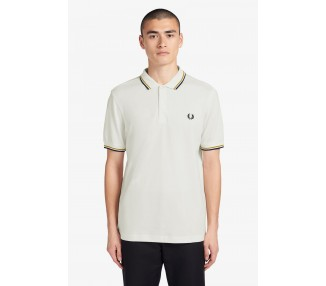 FRED PERRY TWIN TIPPED POLO M3600/J81